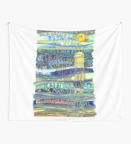 Your Breath Wall Tapestry
