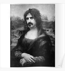 Zappa Lisa Poster
