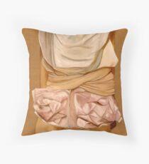 mini jupe Throw Pillow