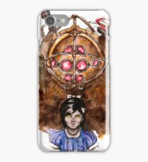 Bioshock transparent  background iPhone Case/Skin