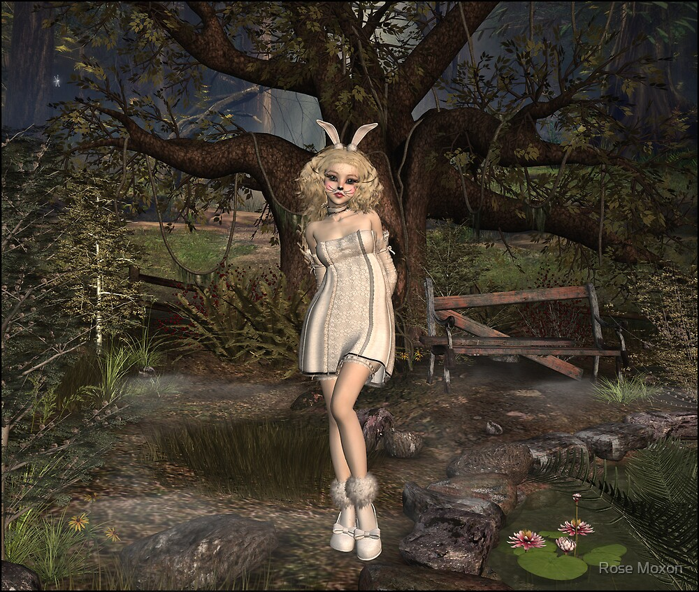 Bunny by Rose Moxon