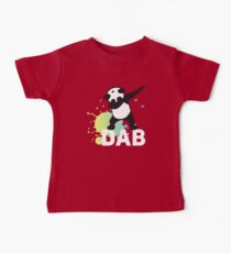 DAB keep calm and dab dabber dance football touch down Kids Clothes
