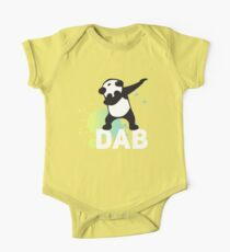 DAB keep calm and dab dabber dance football touch down One Piece - Short Sleeve