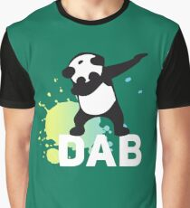 DAB keep calm and dab dabber dance football touch down Graphic T-Shirt