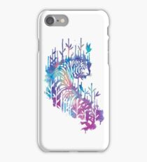 Watercolor tiger iPhone Case/Skin