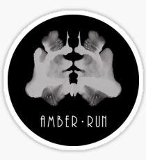 Amber Run Sticker