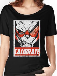 Calibrate like a Vakarian Women's Relaxed Fit T-Shirt