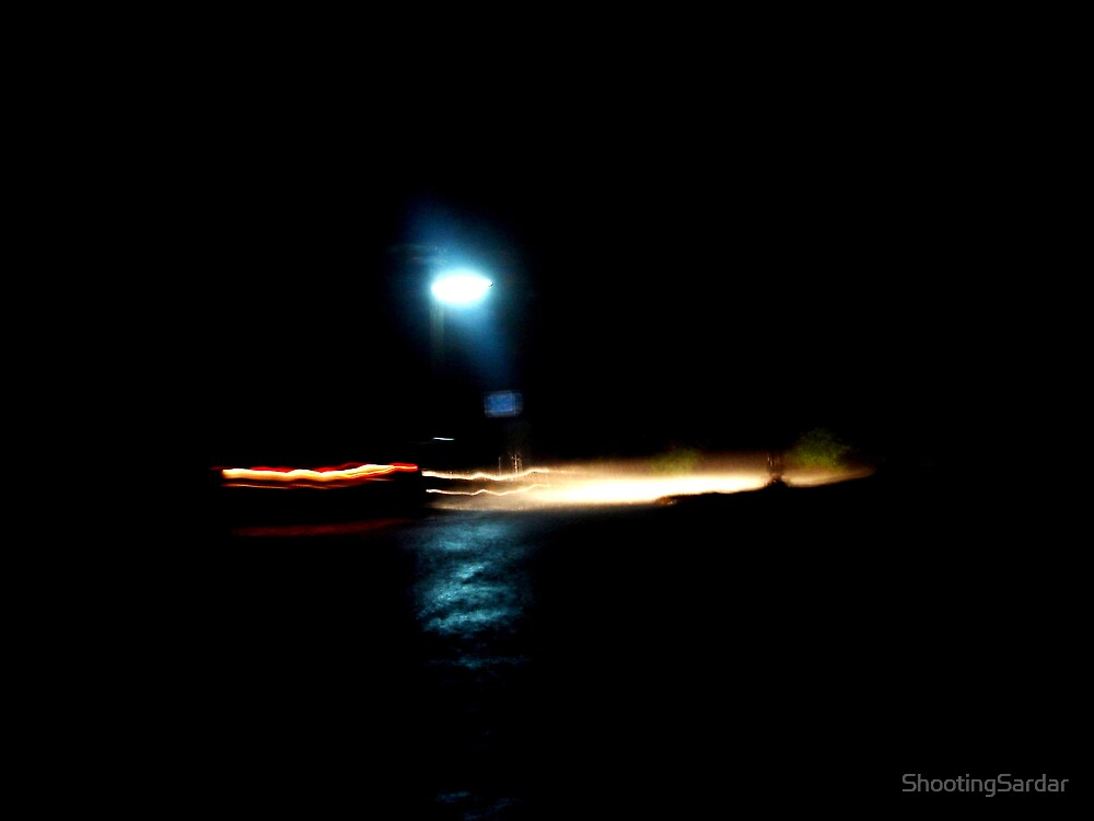 Strike of light by ShootingSardar