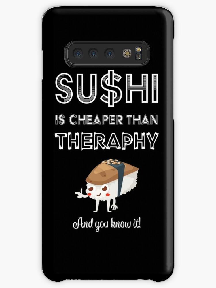 Sharkiri Sushi Samsung S10 Case