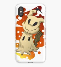 pokemon mimikyu iPhone Case