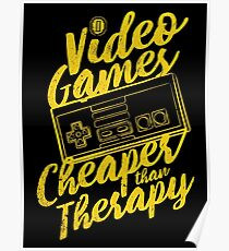 Video Games (N) Poster