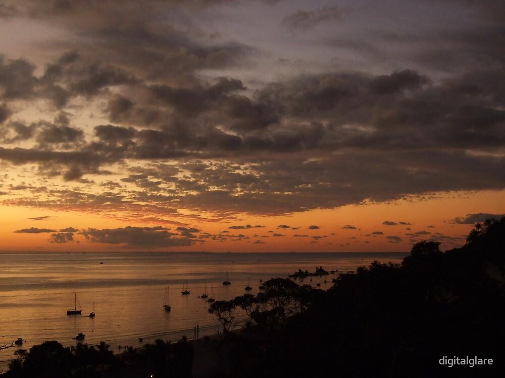 Sunset by digitalglare