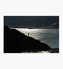 Monterosso Evening Photographic Print