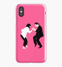 Pulp Fiction // Jack Rabbit Slim's Restaurant Dance Scene // Unique Minimalist Design iPhone Case