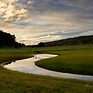 Waterslea Sunrise by MagnusAgren