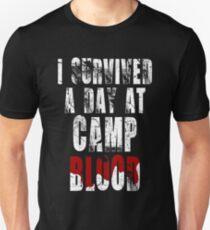 Jason Voorhees - Camp Crystal Lake - Camp Blood Unisex T-Shirt