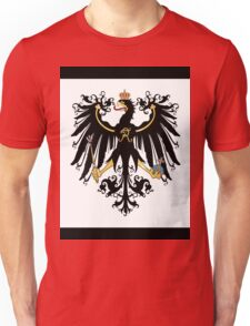 Prussia Flag Unisex T-Shirt
