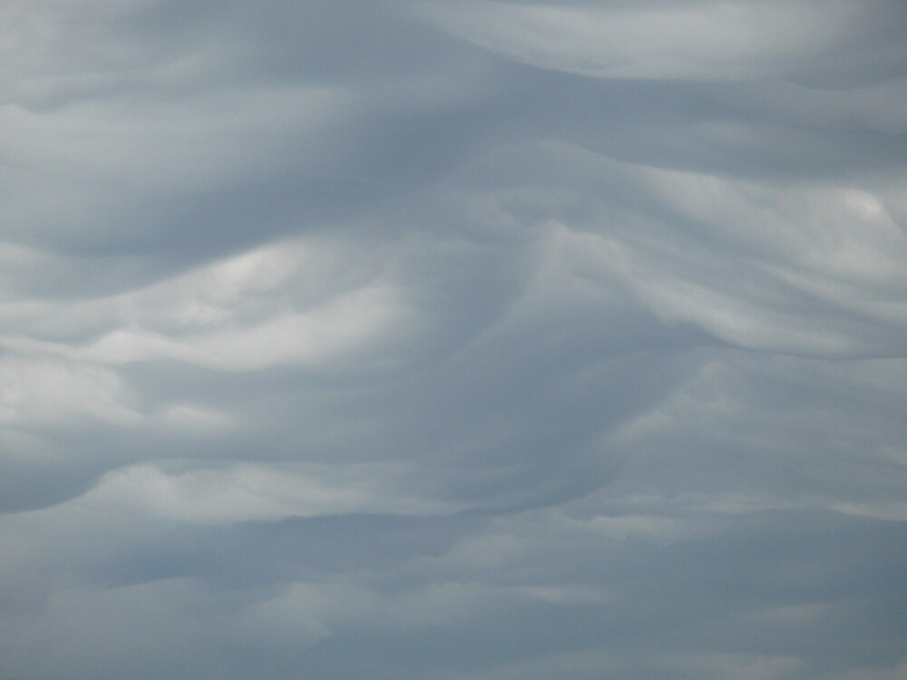 Cool Clouds by Nina Andrews