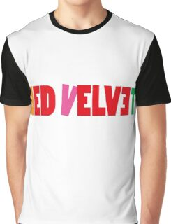 Red Velvet Graphic T-Shirt
