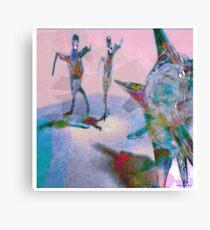 Fishman 118 Canvas Print