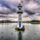 Roath Park Cardiff by Steve Purnell