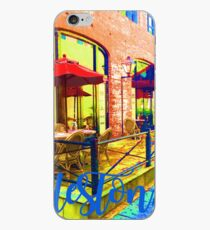 Charleston, SC colors iPhone Case