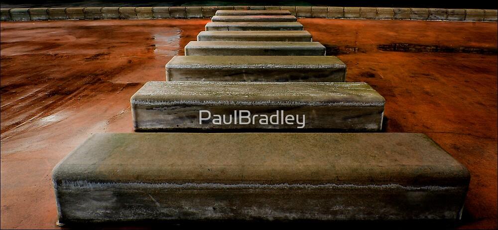 Steps by PaulBradley