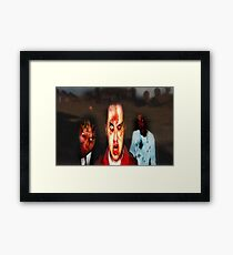 Dawn of the Dead Framed Print