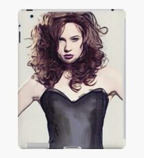 Karen iPad Case/Skin