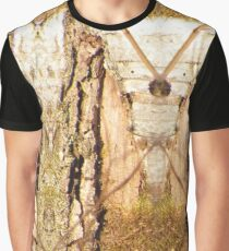 Painting With Nature Graphic T-Shirt
