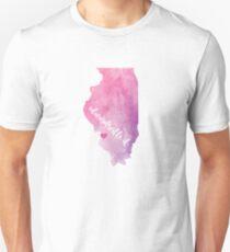 edwardsville, il Unisex T-Shirt