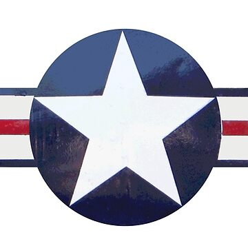 Rustic US Air Force Sign by VisionZone