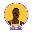 Cedric by pixelfaces