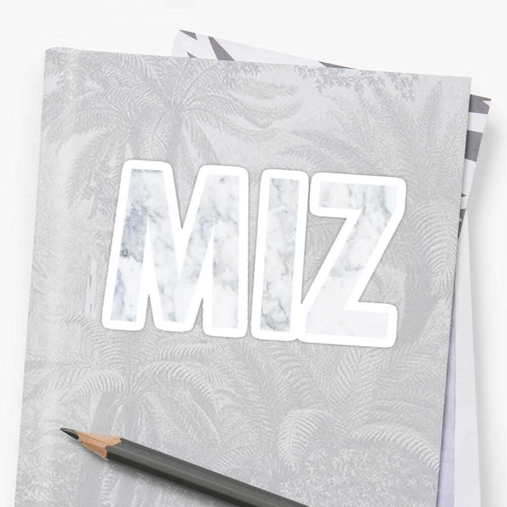 miz marble by Riley Doyle