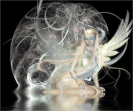 Angel by Rose Moxon