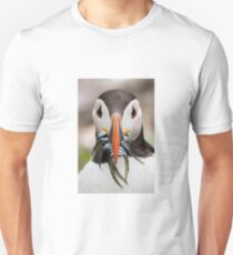 Puffin with Fish T-Shirt