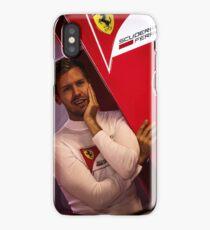 Sebastian Vettel iPhone Case/Skin