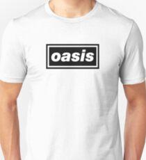 Oasis Band Logo Unisex T-Shirt