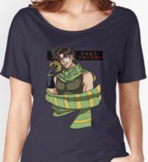 Joseph (Scarfy) Jostar Women's Relaxed Fit T-Shirt