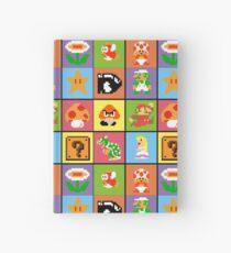 Mario Hardcover Journal