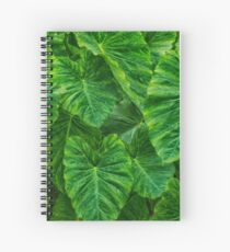 A Leafy Situation  Spiral Notebook
