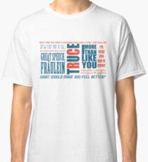 Berena Quotes Classic T-Shirt