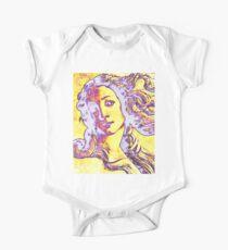 Botticelli - Psychedelic Venus 3 One Piece - Short Sleeve