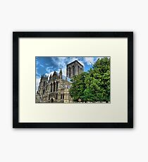 The Minster in High definition Framed Print