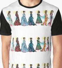 Walk Through Time Graphic T-Shirt