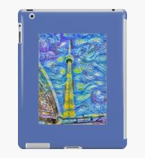 Van Gogh Tower iPad Case/Skin