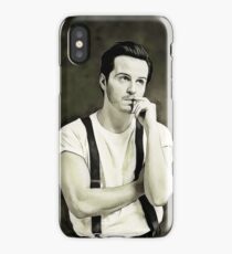 Toon Andrew iPhone Case/Skin