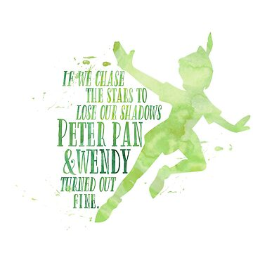 Peter Pan. by xPaperhearted