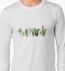 Kaktus Langarmshirt