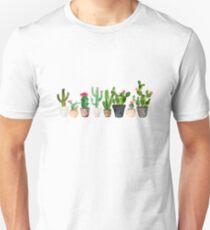 Kaktus Slim Fit T-Shirt
